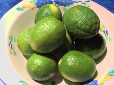 Luscious Limes