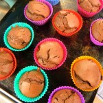 Chocolate muffins – gluten free