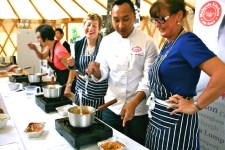 Masterclass at Taste in Cumbria