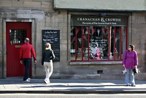 Cranachan & Crowdie Exterior