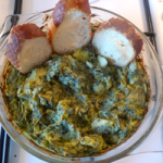 American Adventures 2 – spinach and artichoke dip
