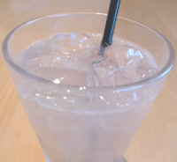 The grapefruit rickey is one of my favourite cocktails now.