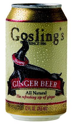 Gosling Ginger Beer