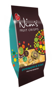 Photo courtesy of Nims Fruit Crisps