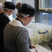 Teen Entrepreneurs in the Kitchen