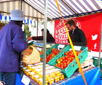 Clyde Valley Tomatoes
