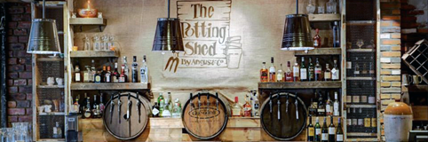 The Potting Shed bar
