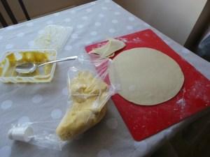 Prepare the Pastry