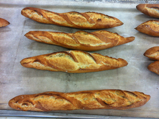 These baguettes should all be the same size and shape!