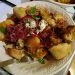 Panzanella: quick, fresh and tasty.