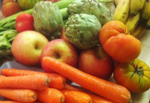 3p vegetables and fruit