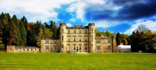 Melville Castle Exterior