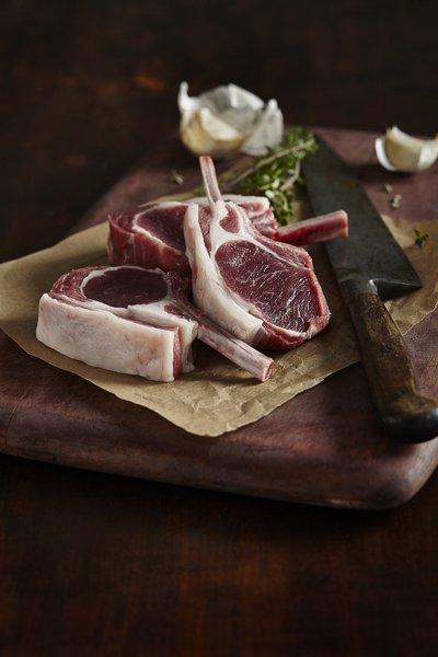 Hebridean Lamb Cutlets