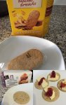 Nairn's Gluten free biscuits