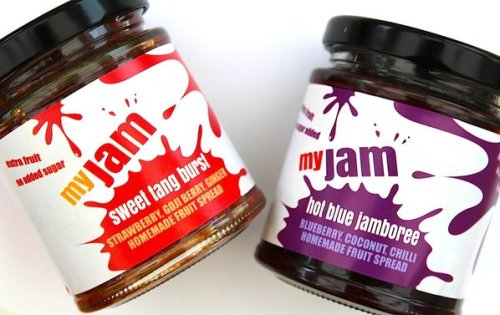 My Jam Shuiken Chan superfood