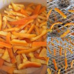 Creating candied peel - it's so easy!