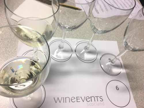 Wine Events Scotland hold monthly wine events in Edinburgh