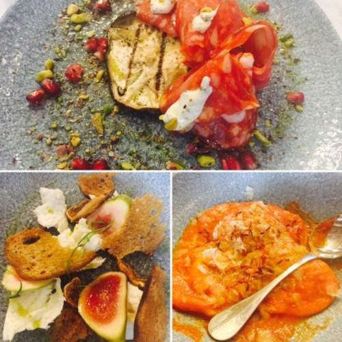 Contini's Primi - Salame, Mozzarella di Buffala DOP, Agnolotti