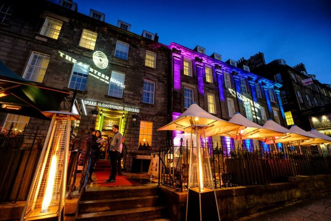 The Lantern Room – the perfect place for pre-theatre eats in a historical setting