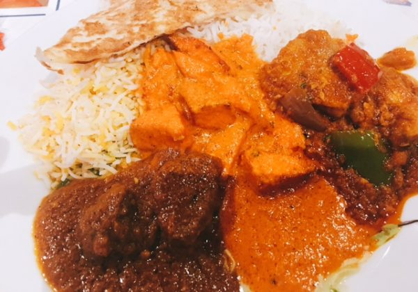 A curry feast: what would you pair with this?
