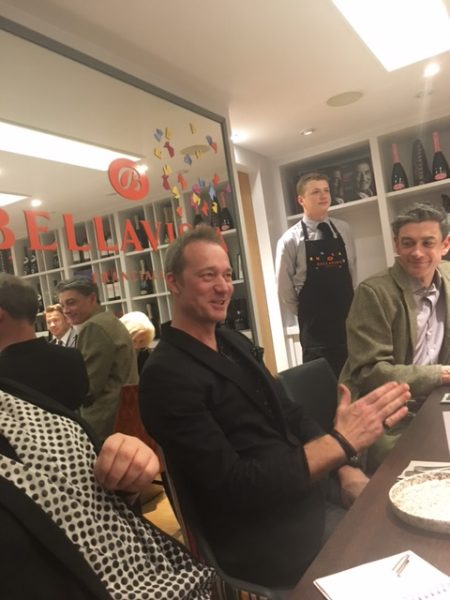 Ettore Maggi - Bellavista's European Brand Ambassador