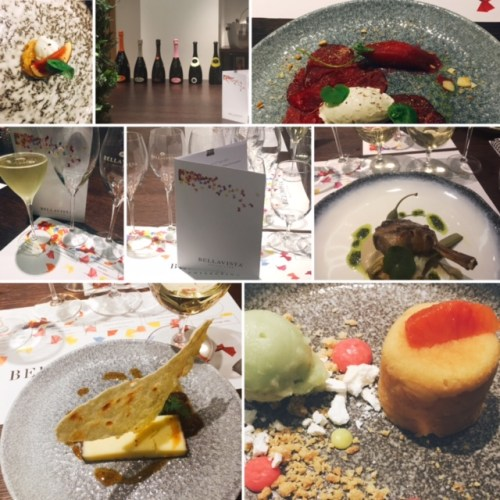 Modern Italian cuisine at the Bellavista Room at Contini, George Street