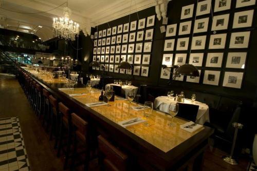Gusto Restaurant - Edinburgh