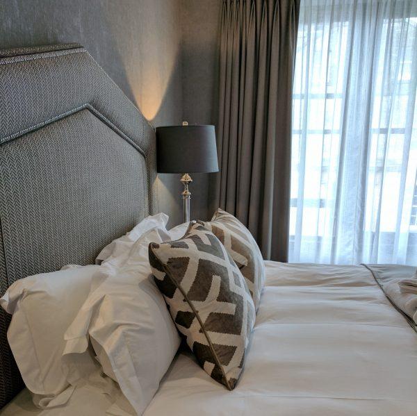 Calming and inviting: post-prandial nap, anyone?
