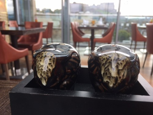 East meets West at Chaophraya for breakfast