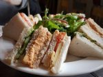 The Hub: afternoon tea for everyone