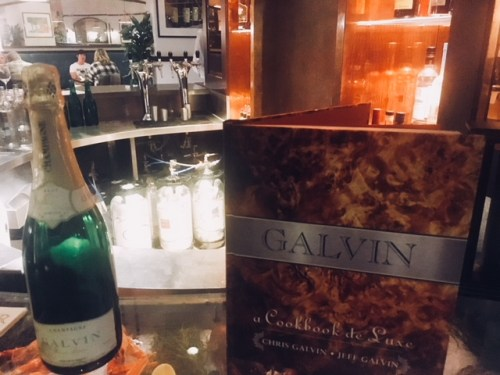 Wine on tap at Galvin Brasserie