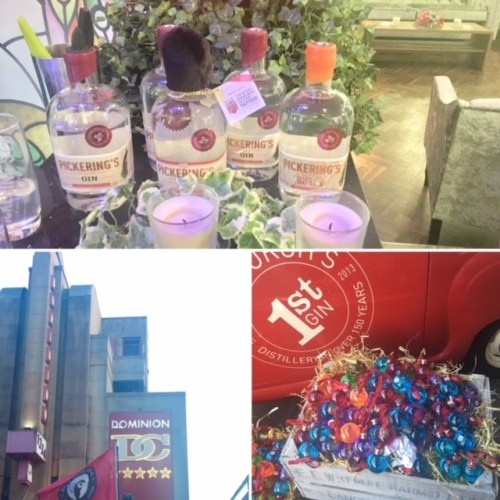 The Pickering's Gin Bauble Harvest at the Dominion