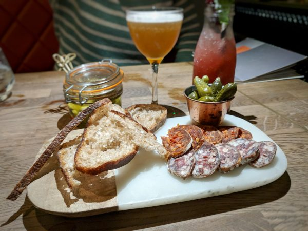 Chop House: an evening of cocktails and snacks
