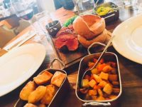 Sundays are made for long lazy roast lunches at Kyloe
