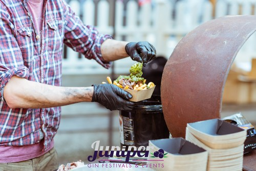 There's plenty to whet one's appetite at the Juniper Festival at Summerhall