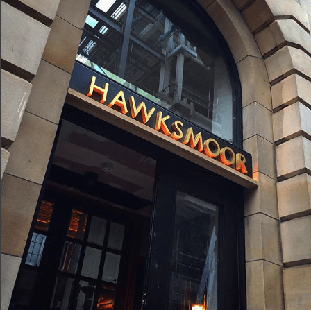 Hawksmoor Edinburgh has opened its doors