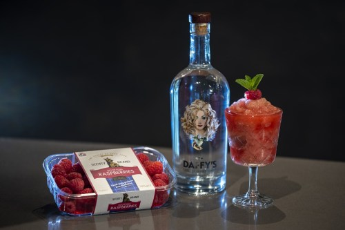 The Very Scotty Berry Cocktail made by Dine Mixologists
