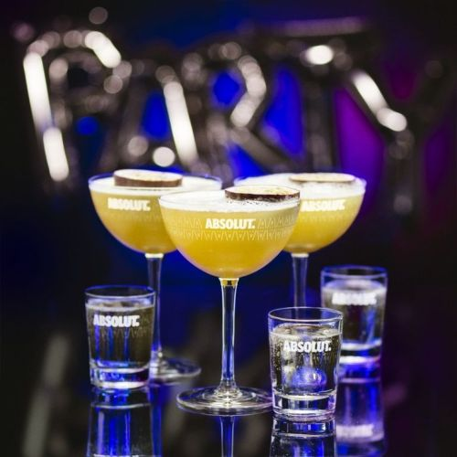 Absolut Porn Star Martini Party