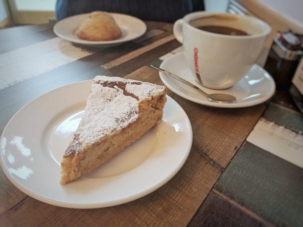 Fiocchi di Neve – a warm welcome in Dalry