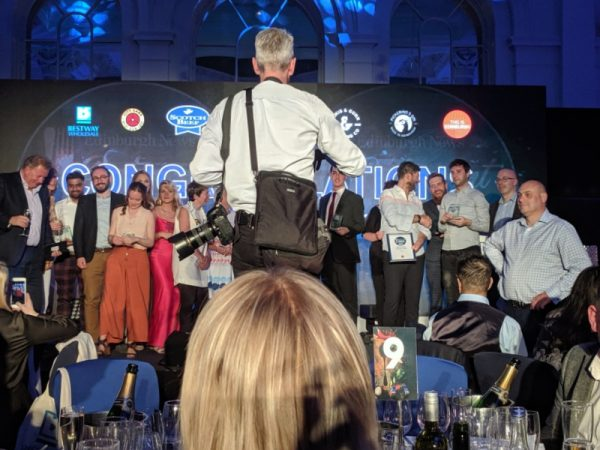 Edinburgh Restaurant Awards – and the winners are…