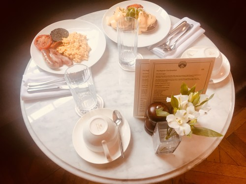 The Register Club breakfast will have you spoilt for choice