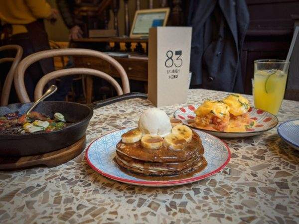 83 Hanover Street serves Sunday brunch worth braving storms for