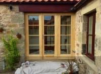 Edinburgh's Premium Wooden Glazed French Doors ...