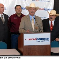 Texas leaders finalizing political groundwork for legislative assault on planned border wall