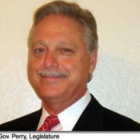 Dr. Larry Balli, health care and economic leader, honored for life's work by Gov. Perry, Legislature