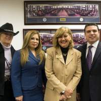 Regional Center for Public Safety Excellence, authored by Rep. Muñoz, Rep. Canales, among key priorities for South Texas College leadership