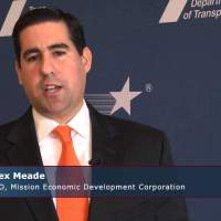 """Alex Meade, CEO of Mission EDC, to participate with Keith Patridge, President and CEO of McAllen EDC, and Gus García, Jr., Executive Director of Edinburg EDC, in """"Economic Development – A Regional Outlook"""" on Thursday, March 26 at Edinburg Conference Center"""