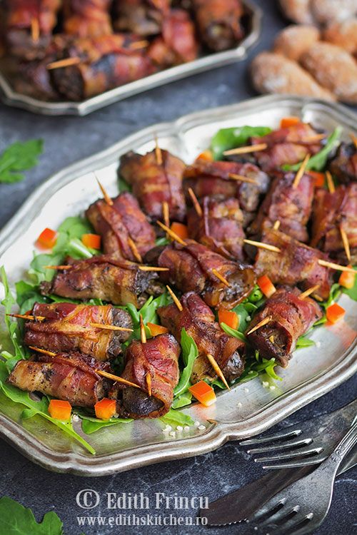 Ficatei in bacon