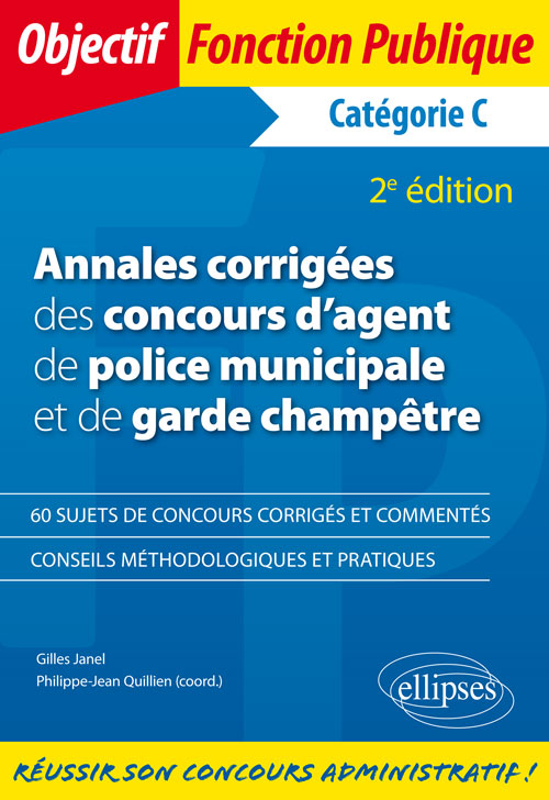 annales concours adjoint administratif lettre administrative