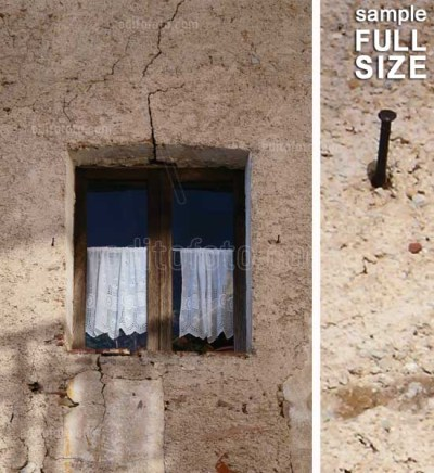Rural House Window - EXCLUSIVE PHOTO ARCHIVE OF VENICE